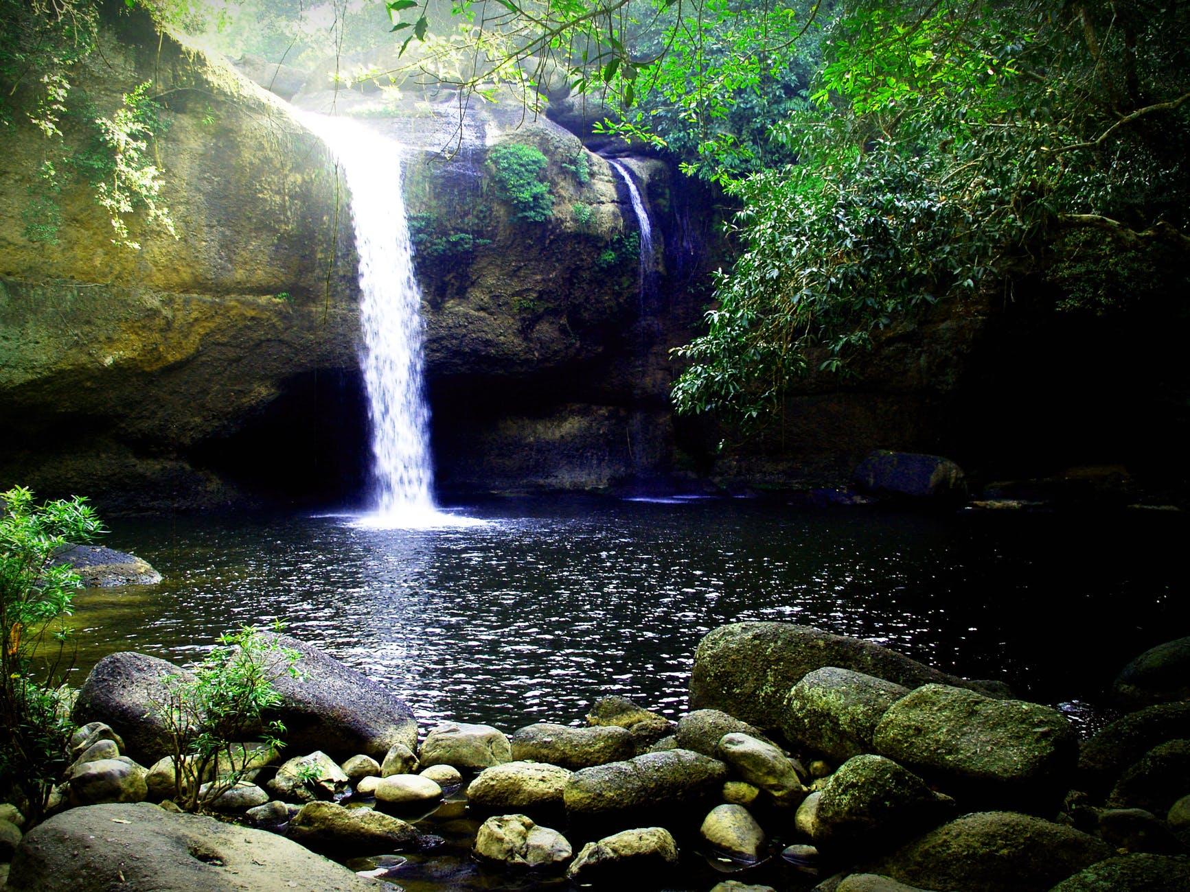 boulders cave creek environment